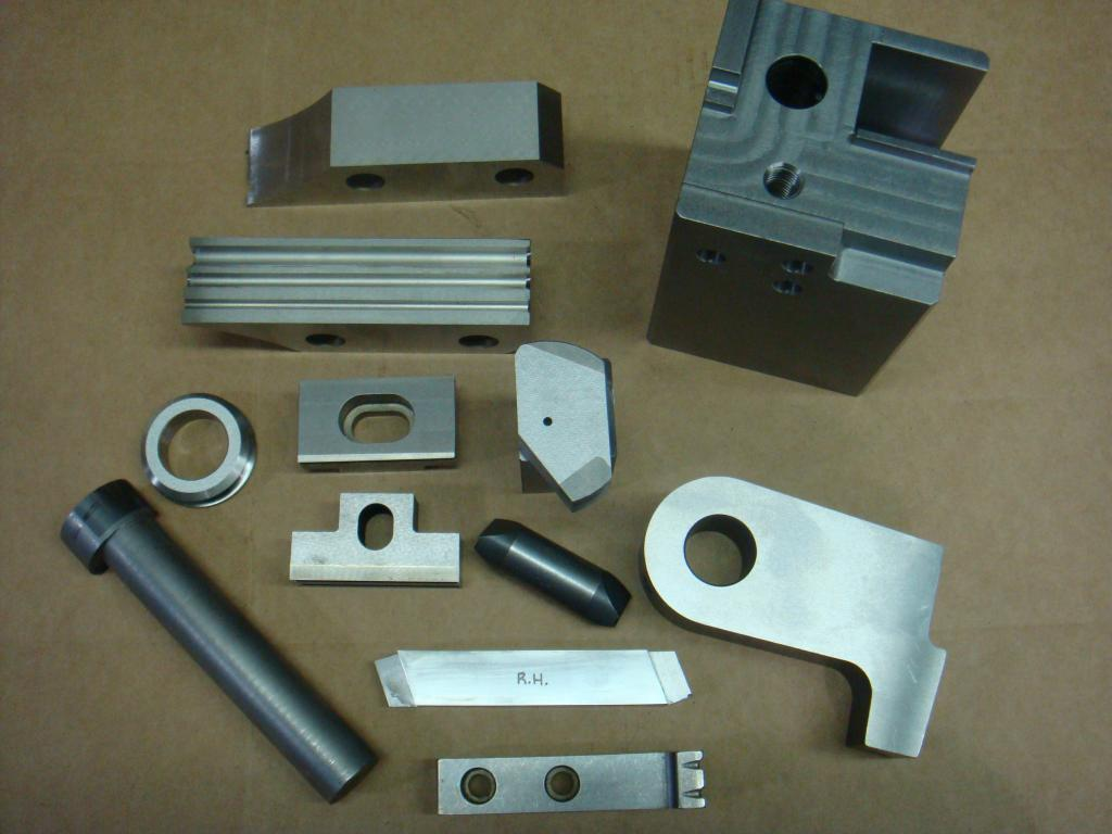 spring coiling and tooling, spring tooling