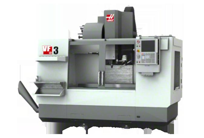 cnc machining haas machine