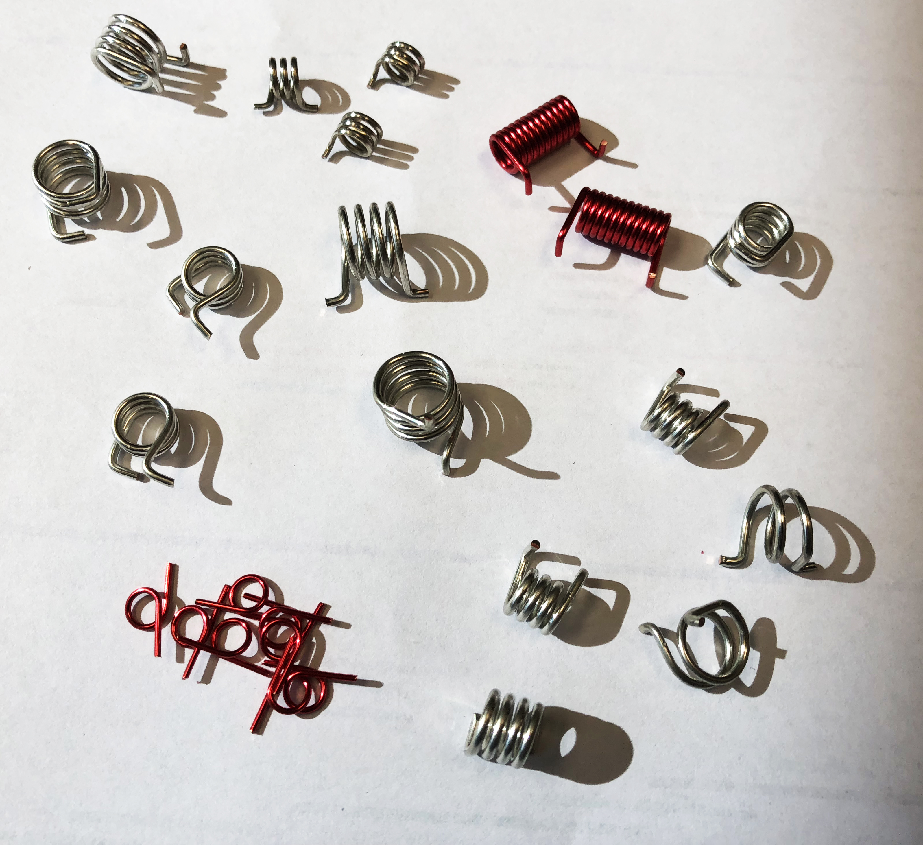 Air Core Inductor Coils