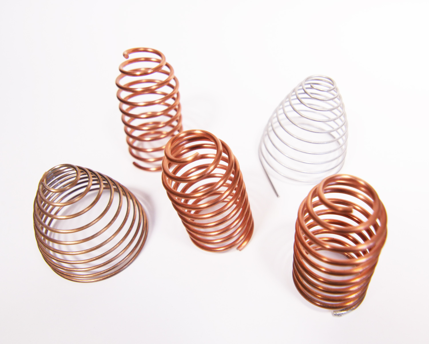 Helical Antenna Coils - Automated Industrial Motion (AIM)