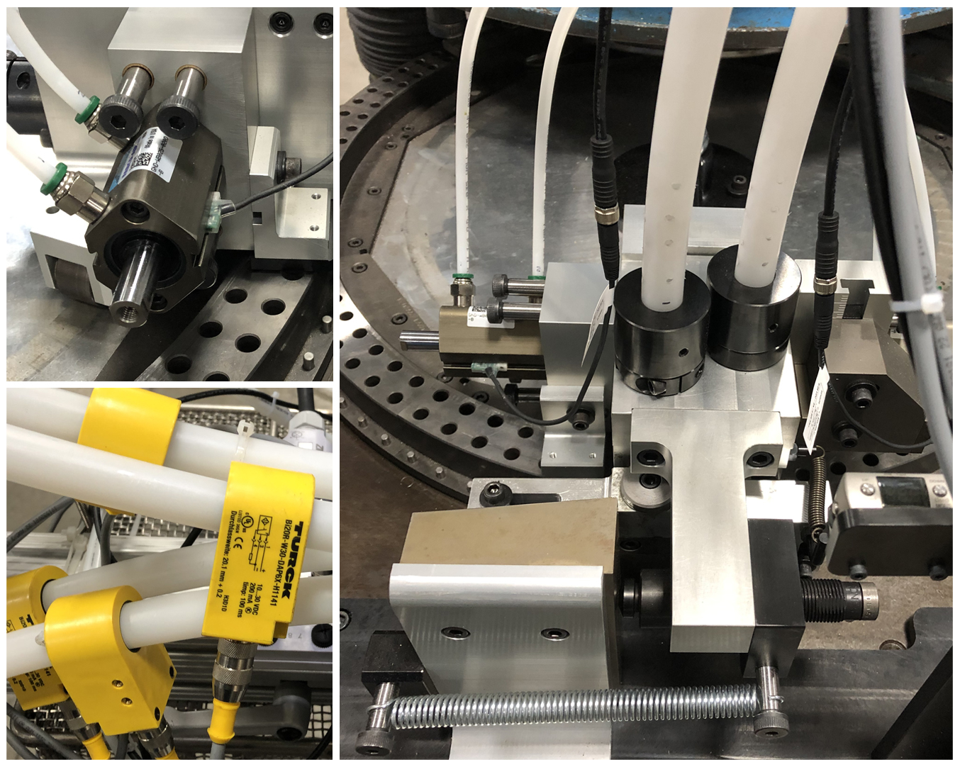 Coil and Grind Automation